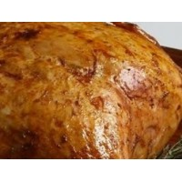 15 lb Turken stuffed with Cornbread Dressing