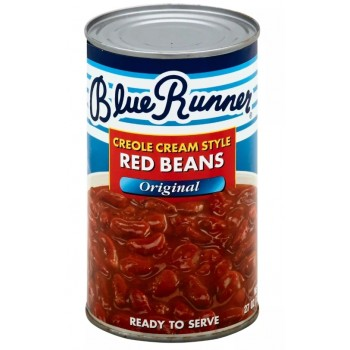 27 oz Can of Blue Runner Red Beans