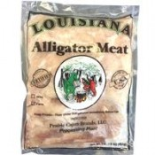 Alligator Tenderized Fillets 5lbs