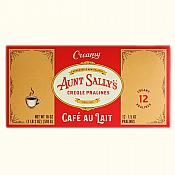 Aunt Sally's Cafe Au Lait Praline