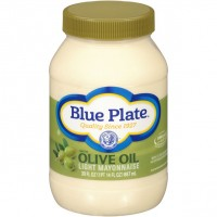 Blue Plate Olive Oil Mayonnaise 30 oz