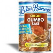 Blue Runner Chicken & Sausage Creole Gumbo Base 25 oz