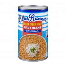 Blue Runner Navy Beans 27 oz