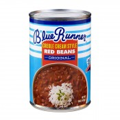 Blue Runner Creole Red Kidney Beans 16 oz