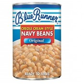 Blue Runner Creole White Navy Beans 16 oz