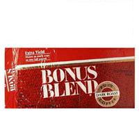 Bonus Blend Dark Roast Pure Coffee 13 oz Brick