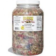 Boscoli Italian Olive Salad Mix Gallon