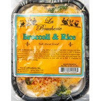 La Boucherie Broccoli & Rice 1 lb