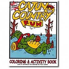 CAJUN COLORING BOOK