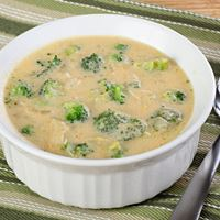 Chef John Folse Broccoli, Cheese & Bacon Soup 4 lb