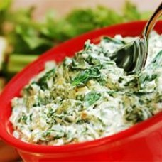 CHEF JOHN FOLSE Spinach & Artichoke Dip