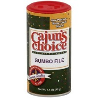 Cajun's Choice Gumbo File' 1.4oz