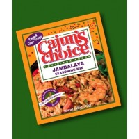 Cajun's Choice - Jambalaya Seasoning Mix .42oz