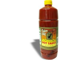 Cajun Chef Louisiana Hot Sauce 34 oz