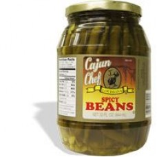 Cajun Chef Spicy Beans 32 oz