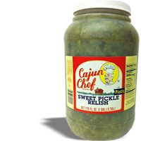 Cajun Chef Sweet Relish Gallon