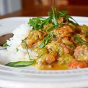 Cajun Grocer Premium Crawfish Etouffee (More Protein) 32 oz