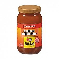 Cajun Injector Creole Butter Marinade w/ Injector