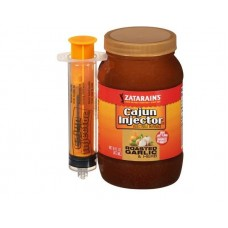 Cajun Injector Roasted Garlic and Herb Marinade w/ Injector
