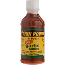 Cajun Power - Spicy Garlic Sauce 16 oz.