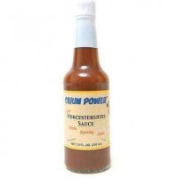 Cajun Power Worcestershire Sauce 10 OZ.