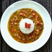 Cajun Specialty Meats Crawfish Etouffee with Rice