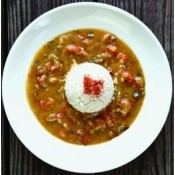 Cajun Specialty Meats Shrimp Etouffee with Rice