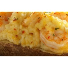 Cajun Specialty Meats Shrimp Stuffed Twice Baked Potato