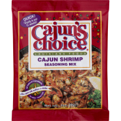Cajun's Choice Cajun Shrimp Seasoning Mix 3 oz