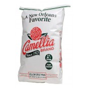 Camellia Yellow Split Peas 25 lb Bag