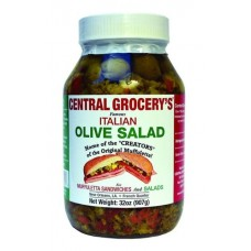 Central Grocery Co. Central Grocery Olive Salad 32oz.
