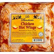 La Boucherie Chicken Hot Wings 24 oz