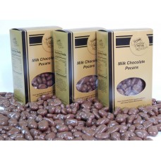 Classic Golden Pecans Chocolate Covered Pecans