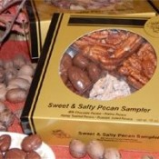 Classic Golden Pecans Sweet & Salty Pecan Sampler