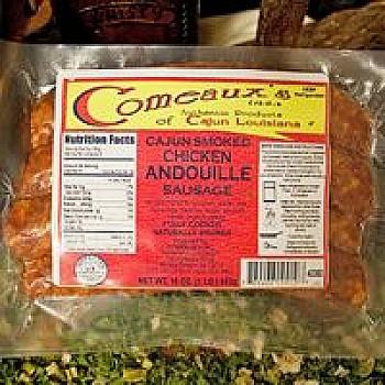 Cajun Grocer Premium Chicken & Sausage Gumbo 5 lbs
