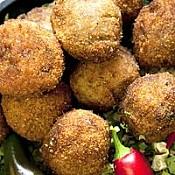 """Comeaux's Pork Appetizers """"Boudin Balls"""" 1 lb"""