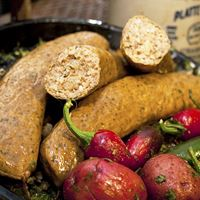 Comeaux's Pork Boudin X-Hot