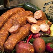 Comeaux's Smoked Alligator & Pork Sausage