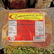 Comeaux's Stuffed Pork Roast