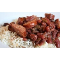 Comeaux's Red Beans Tasso & Andouille 5lb bag