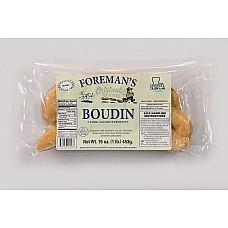 Foreman's Boudin 16 oz