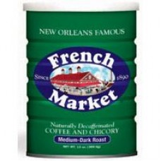 French Market C&C Decaf 12 oz