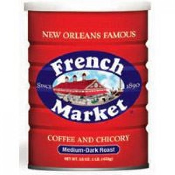 French Market Coffee & Chicory Creole Roast