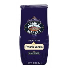 French Market - French Vanilla 12 oz Bag