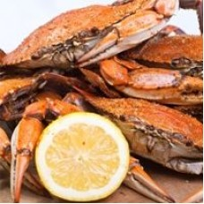Fresh Steamed Whole Crabs (JUMBO SELECT)