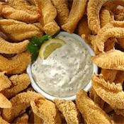Guidry's Breaded Catfish Strips (IQF) 2 lb