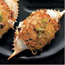 Hebert's Specialty Meats Stuffed Crab
