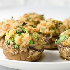 Hebert's Specialty Meats Stuffed Mushrooms