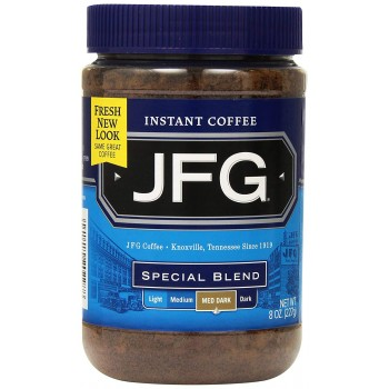 JFG Special Blend Instant Coffee 8 oz