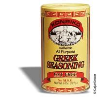 Konriko Greek Seasoning 2.5 OZ.